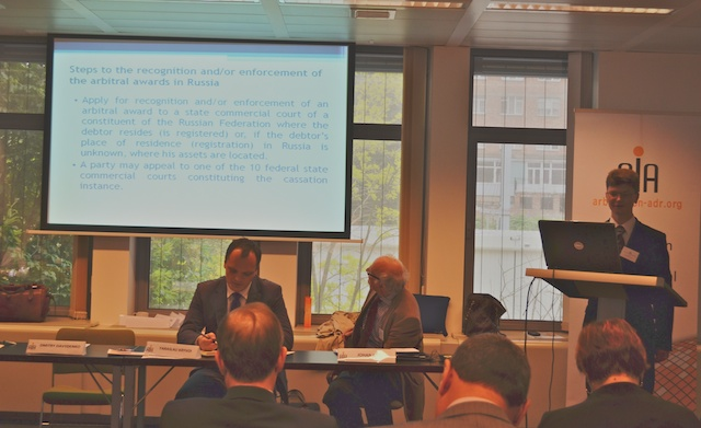 Report from the AIA June Conference on Arbitration in CIS Countries