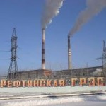 Reftinskaya power plant