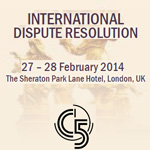 Conference on Russia- and CIS-related Dispute Resolution to Take Place in London