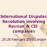 4th Forum on International Dispute Resolution – 25-26 February, 2015