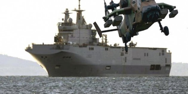 Russia's Mistral Deal under International Sanctions – will the Dispute be Arbitrable?