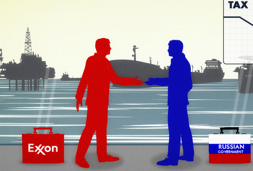 Exxon v Russia: What are the Possible Legal Outcomes? : CIS