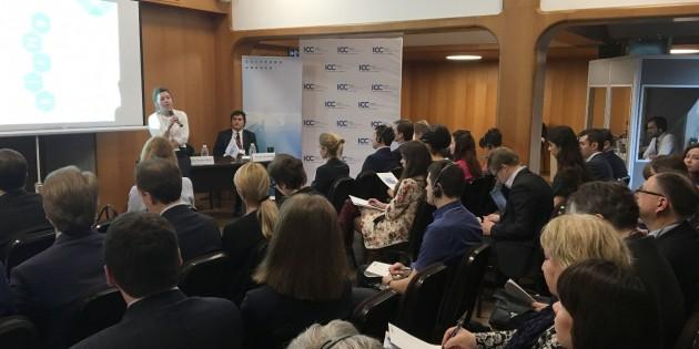 Состоялся семинар ICC Russia по новым арбитражным правилам ICC