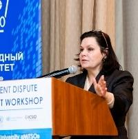 Интервью с генеральным секретарём МЦУИС Мег Киннер: МЦУИС и регион СНГ