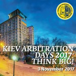 Kiev Arbitration Days to take place in November 2017