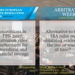 Форум по разрешению споров в странах Восточной Европы превратится в целый «Арбитражный weekend»