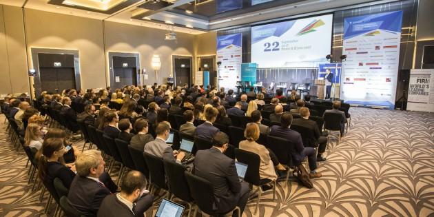 Форум по разрешению споров в странах Восточной Европы собрал в Минске более 200 участников из 20 стран мира
