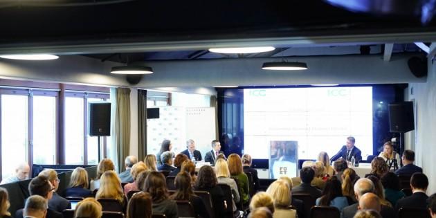 """Пост-релиз ежегодной международной арбитражной конференции ICC Russia """"Россия как место разрешения споров"""""""