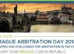Prague Arbitration Day 2018 will discuss international arbitration trends in the CEE region