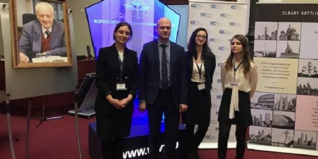 Завершился V студенческий конкурс по международному коммерческому арбитражу им. Михаила Розенберга