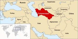 Turkmenistan-Regional-map