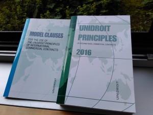 UNIDROIT Principles 2016