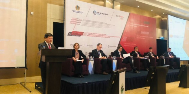 CIS Arbitration Forum leaders took part in the project on improvement of business legislation in Kazakhstan