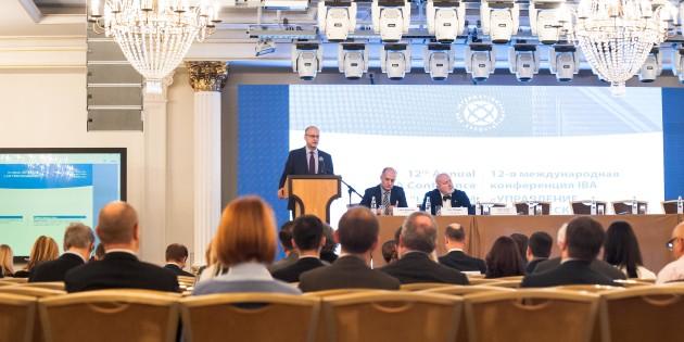 Состоялась 12-ая ежегодная конференция IBA по управлению юридическими фирмами