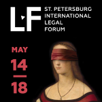 The IX St. Petersburg International Legal Forum will take place on May 14 through 18, 2019
