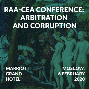 RAA – CEA Conference: Arbitration & Corruption