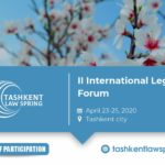 Tashkent Law Spring is waiting for you again