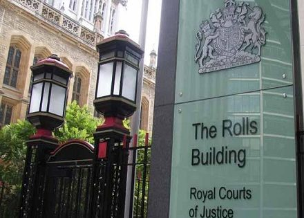 English Court Rejects Contempt Application Calling It Personal Vengeance