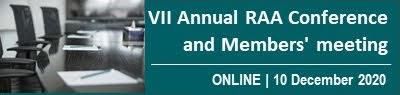 Ежегодная конференция и собрание членов и другие мероприятия РАА в декабре