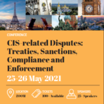 CIS-related Disputes: Treaties, Sanctions, Compliance and Enforcement